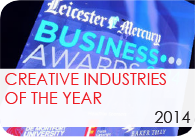 Creative Industries of the Year 2014